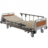 Nursing Home Electric Bed. Click for more information...