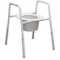Over Toilet Frame (Toilet Seat Raiser). Click to View Product...