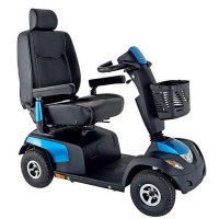 Comet Ultra 4 wheel Scooter. Click for more information...