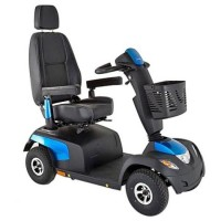 Comet Alpine+ 4 wheel Scooter. Click for more information...