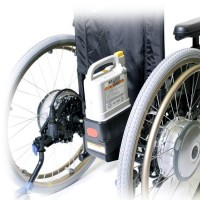 WHEELCHAIRS-MANUAL POWER-ASSIST